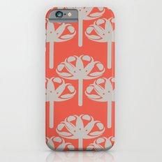 Abstract Gerbra iPhone 6s Slim Case