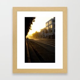 Gloaming Framed Art Print