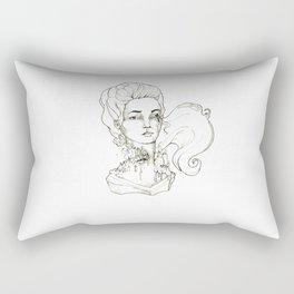 Wax Women Rectangular Pillow