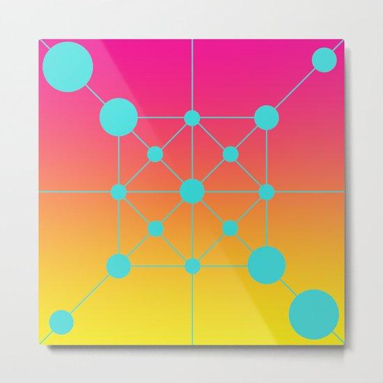Something geometric Metal Print