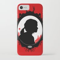 ellie goulding iPhone & iPod Cases featuring Ellie by Duke Dastardly