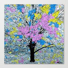 TREE SO PRETTY Canvas Print
