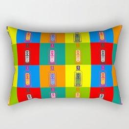 bombay Gin Rectangular Pillow