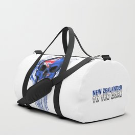 To The Core Collection: New Zealand Duffle Bag