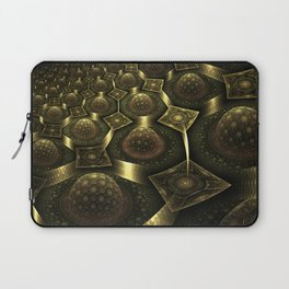 Magnetic fields Laptop Sleeve