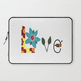 Bee Love Laptop Sleeve