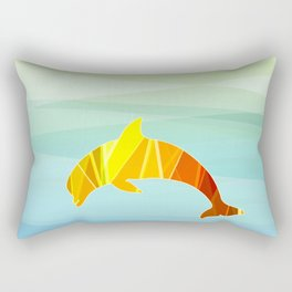 ocean theme Rectangular Pillow