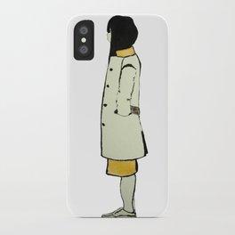The Coat iPhone Case