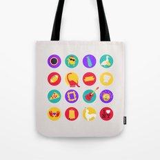 Friends / TV / Things Tote Bag
