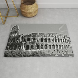 Roman Coloseum Full Frontal Rug
