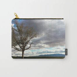 A Tree Stands Alone Carry-All Pouch