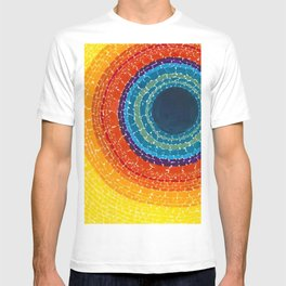 African American Masterpiece The Eclipse by Alma Thomas T-shirt
