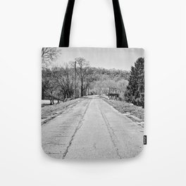 Long Road To Ruin Tote Bag