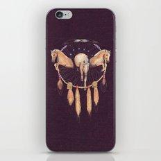 Wild Dreams iPhone & iPod Skin
