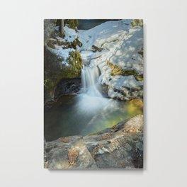 Paradise Falls 2 Metal Print