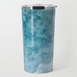 Over The Clouds Travel Mug