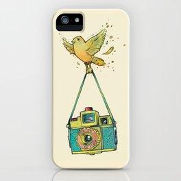 Lomofun iPhone Case
