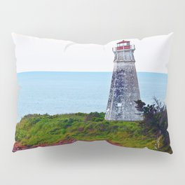 Lighthouse Cape Jourimain N-B Pillow Sham