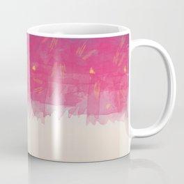 Abstract Beach Drapes Design Coffee Mug