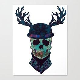 You where so Wild  Canvas Print