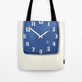 Wall clock for public facilities HA8 - Iskra Tote Bag