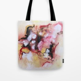 Abstract 1 by Saribelle Tote Bag