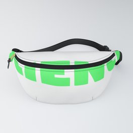 A Moment of Science Please Funny Pun Fanny Pack