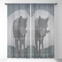 Watcher Sheer Curtain