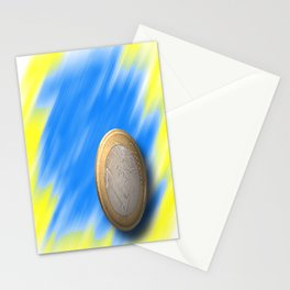 one € Stationery Cards