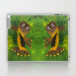 Mr 3 fingers Laptop & iPad Skin