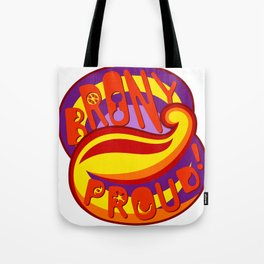 Brony Proud - Red Tote Bag