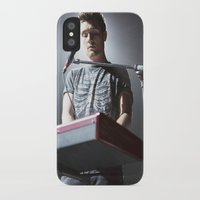 bastille iPhone & iPod Cases featuring Bastille by Adam Pulicicchio Photography