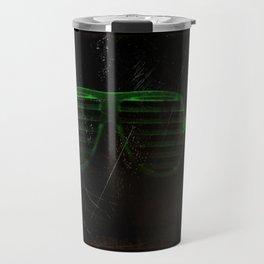 Electro Glasses Travel Mug