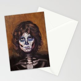 J. Morrison Day Of The Dead Stationery Cards