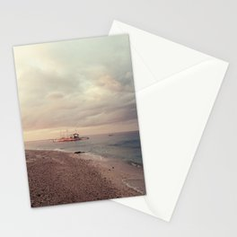oh, Sea, how I love thee Stationery Cards