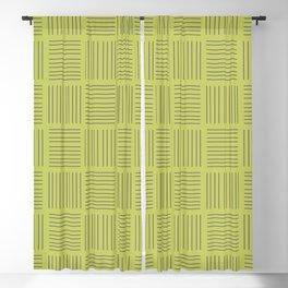 Spirit Rainforest Stripe Blackout Curtain