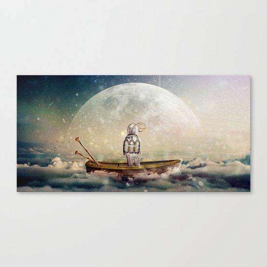 Navigator Canvas Print