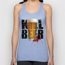 Kill Beer Unisex Tank Top
