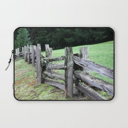 The Fence Laptop Sleeve