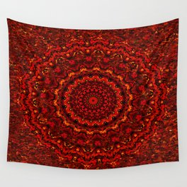 Symmetric composition 15 Wall Tapestry