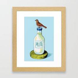 Is Mine! Framed Art Print