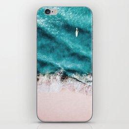 Pink Sand iPhone Skin
