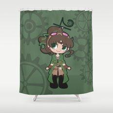 Steampunk Sailor Jupiter Shower Curtain