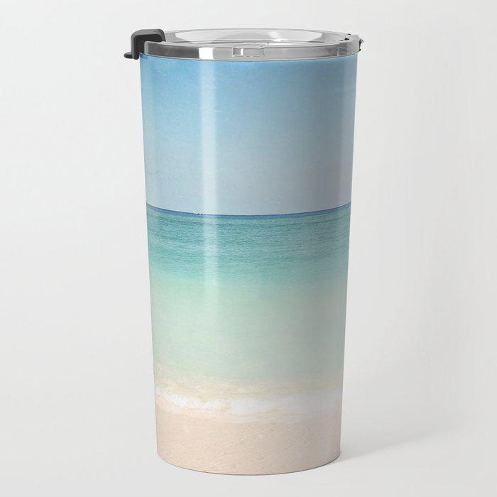 Seven Mile Beach Travel Mug