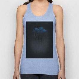 A Little Fall of Rain Unisex Tank Top