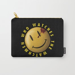 Who Watches The Watchmen? Carry-All Pouch