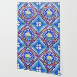 Beautiful World Mandala Wallpaper