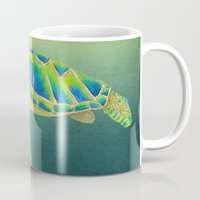 sydney Mugs featuring Sydney by Catherine Holcombe