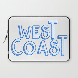West Coast Laptop Sleeve