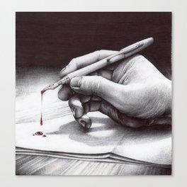 La Creazione Canvas Print